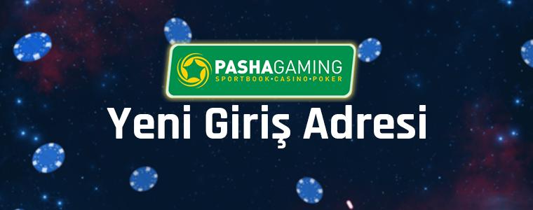 Pashagaming Yeni Giriş Adresi